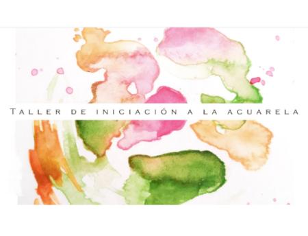 Curso Creativo Iniciación a la Acuarela